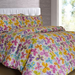 Bed Cover Set Ikea Butterfly uk.120 t.25cm