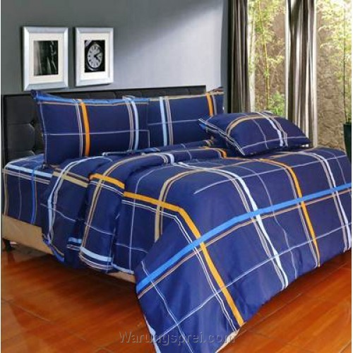 Bed Cover Set STAR Experia Biru uk.100 t