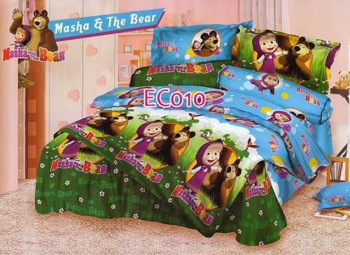 Bed Cover Set Masha uk.120 t.25cm