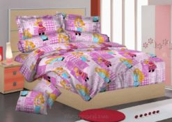 Sprei Barbie Pink uk.100 t.25cm
