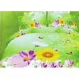 Bed Cover Set STAR Garden of Eden uk.160 t.25cm