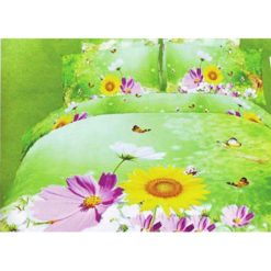 Bed Cover Set STAR Garden of Eden uk.160 t.25cm