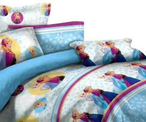 Sprei Frozen Girls uk.200 t