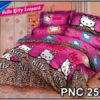 Sprei Hello Kitty Leopard uk.200 t.25cm