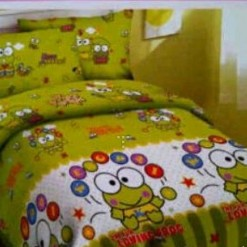 Bed Cover Set Lovely Frog uk.100 t.25cm