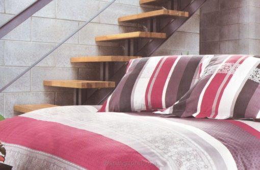 Bed Cover Set Salur Pink uk.100 t.25cm