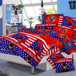 Sprei Spiderman uk.120 t.25cm
