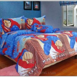 Sprei STAR Superman uk.120 t.20cm