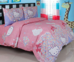 sprei-hello-kitty-pita