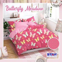 Butterfly-meadow-pink-star-premium