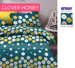 star-clover-honey-hijau