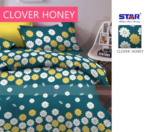 star-clover-honey-hijau