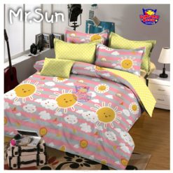 Sprei Panca STAR Mr Sun