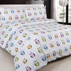 Sprei Panca Little Owl