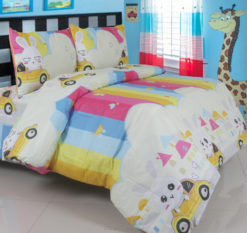 Sprei Panca Rabit Cars