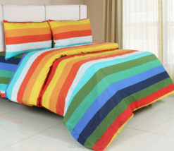 Sprei Panca Rainbow Color