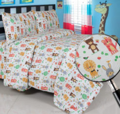 Sprei Panca The Forest Dwellers