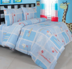 Sprei Panca Urban Safari