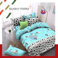 Sprei Panca Star Sunny Farm Tosca