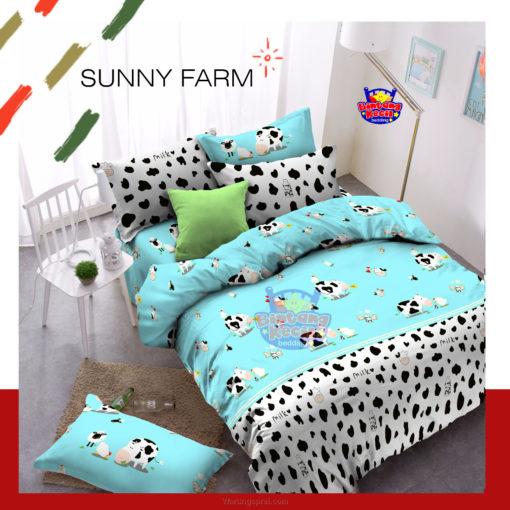 Sprei Panca Star Sunny Farm Tosca 1
