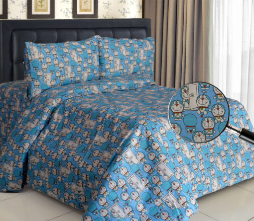 Sprei Panca Doraemon Magic Door 1