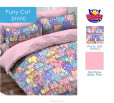 Sprei Panca STAR Purry Cat Mini
