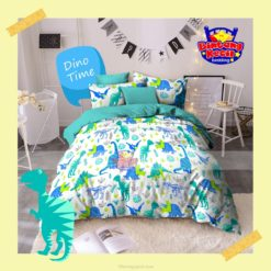 Sprei Panca STAR Dino Time