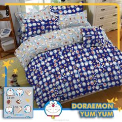 Sprei Panca STAR Doraemon Yum Yum