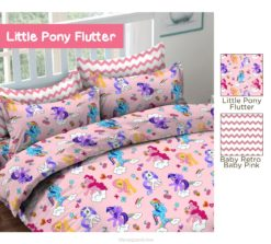 Sprei Panca STAR Little Pony Flutter