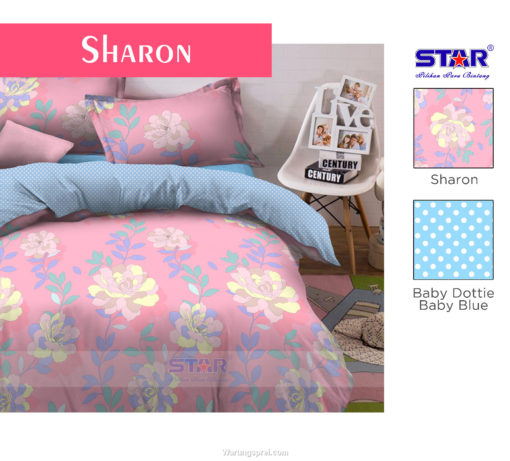 Sprei Panca STAR Sharon 1