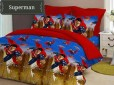 Sprei Panca STAR Superman
