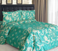 Sprei Panca Tamani Sea Green
