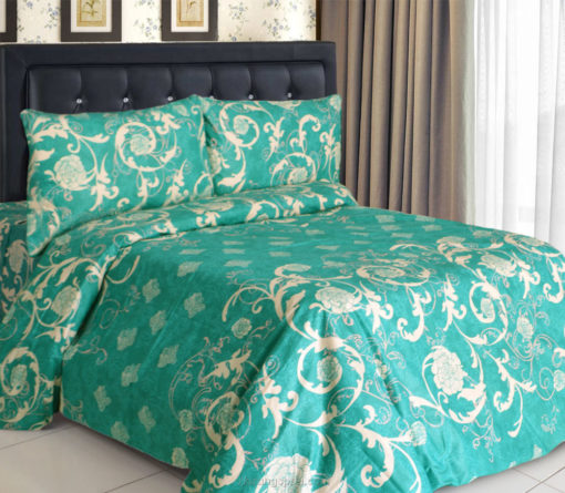 Sprei Panca Tamani Sea Green 1