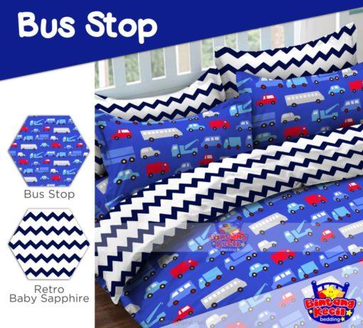 Sprei Panca Star Bus Stop 1