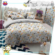 Sprei Panca Star Little Amazon Abu Abu