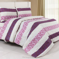 Sprei Panca Craft Ungu