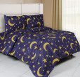 Sprei Panca New Starry Night Navy