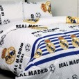 Sprei Panca Real Madrid Putih