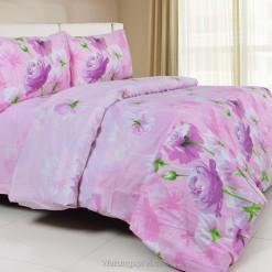 Sprei Panca Rose Rageta Pink
