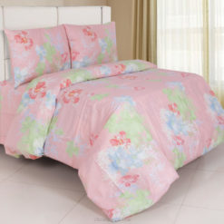 Sprei Panca Crystal Blue Salem