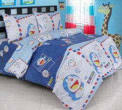 Sprei Panca Doraemon Mail