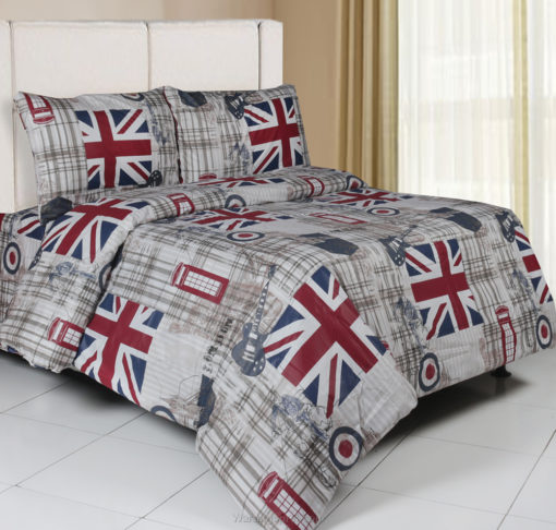 Sprei Panca England London 1