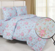 Sprei Panca Moonflower Biru