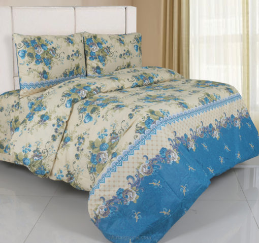 Sprei Panca Rose Queen Tosca 1