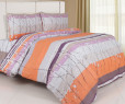 Sprei Panca Sakura Orange
