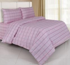 Sprei Panca Valentino Pink