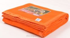Selimut Tiger Orange